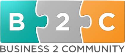 Business2Community-Logo. Loud Growth