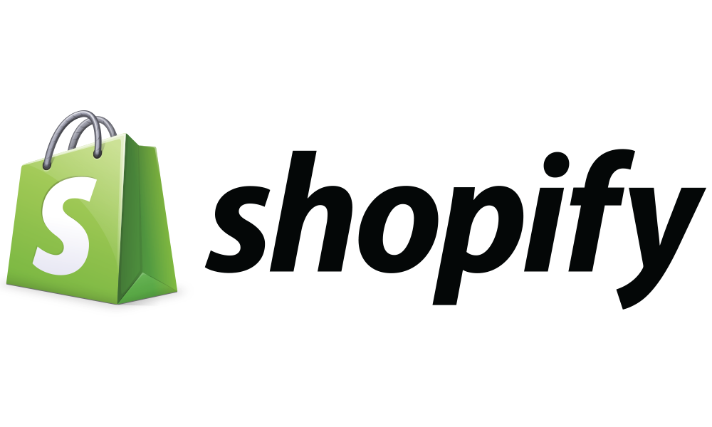 shopify-logo. Loud Growth