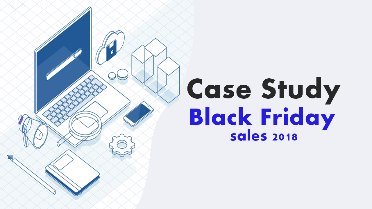 Black friday sales seo case study