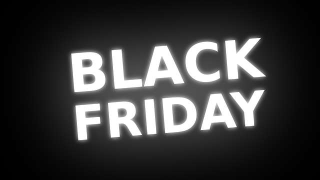 black friday case study