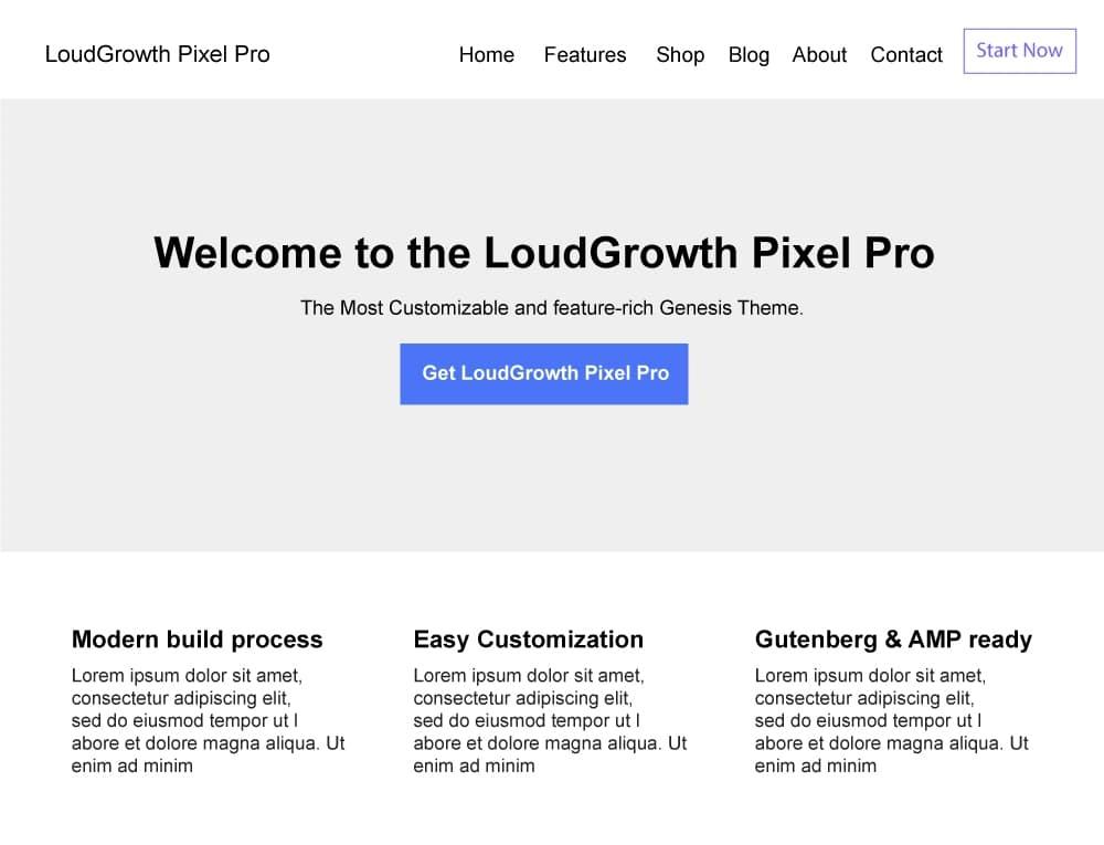 LoudGrowth-Pixel-Pro
